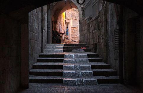 Ciudad vieja. Foto jerusalemshots