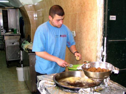 Falafel. Foto jerusalemshots.com