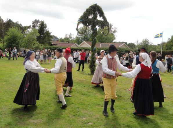 Festejos del solsticio. Fotos R.Puig