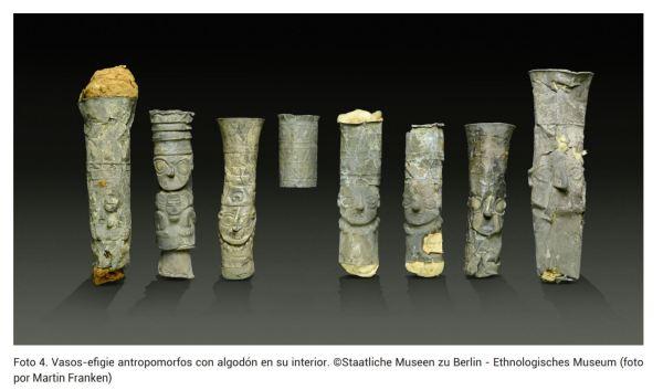 Costa central. Intermedio tardío 600 a 1450 d. C. Museo Etnológico de Berlin