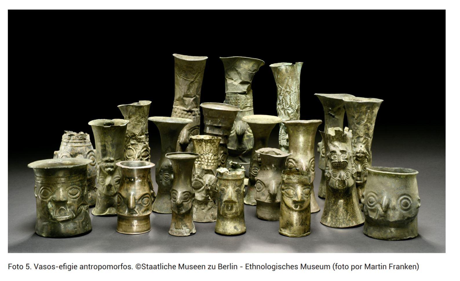 Costa central. Intermedio tardío y Tardío.Museo Etnológico de Berlin