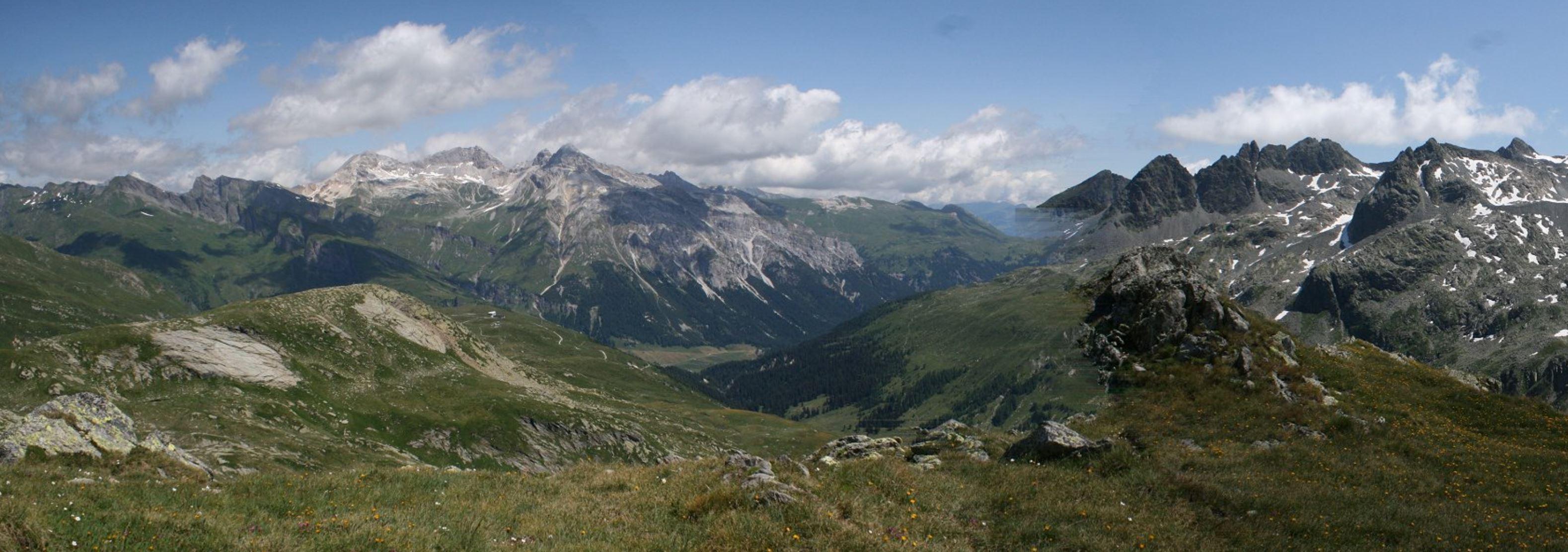 Valle del Monte Spluga. Foto Paesidivaltellina
