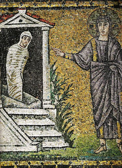 San Apolinar el Nuevo. Ravenna, siglo VI.