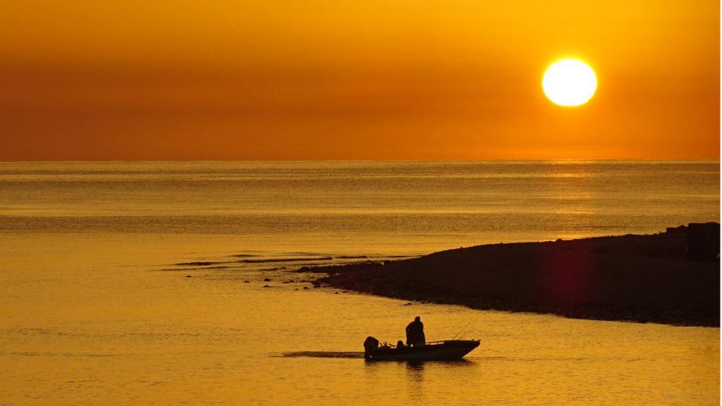 Amanecer de 29  de mayo 06 00 a.m. Foto R.Puig